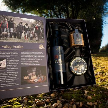 Tamar Valley Truffles Gift Box