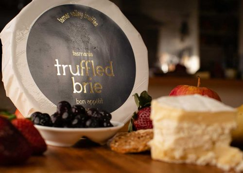 Tamar Valley Truffles Truffled Brie