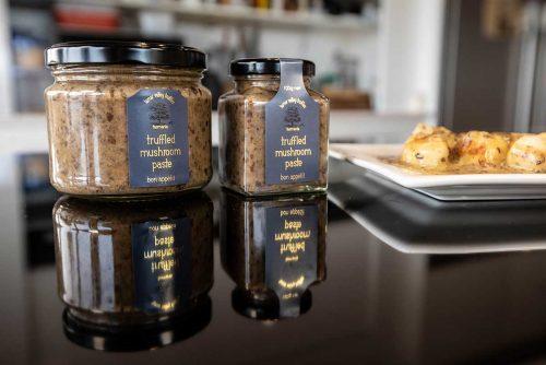 Tamar Valley Truffles Truffled Mushroom Paste 300g